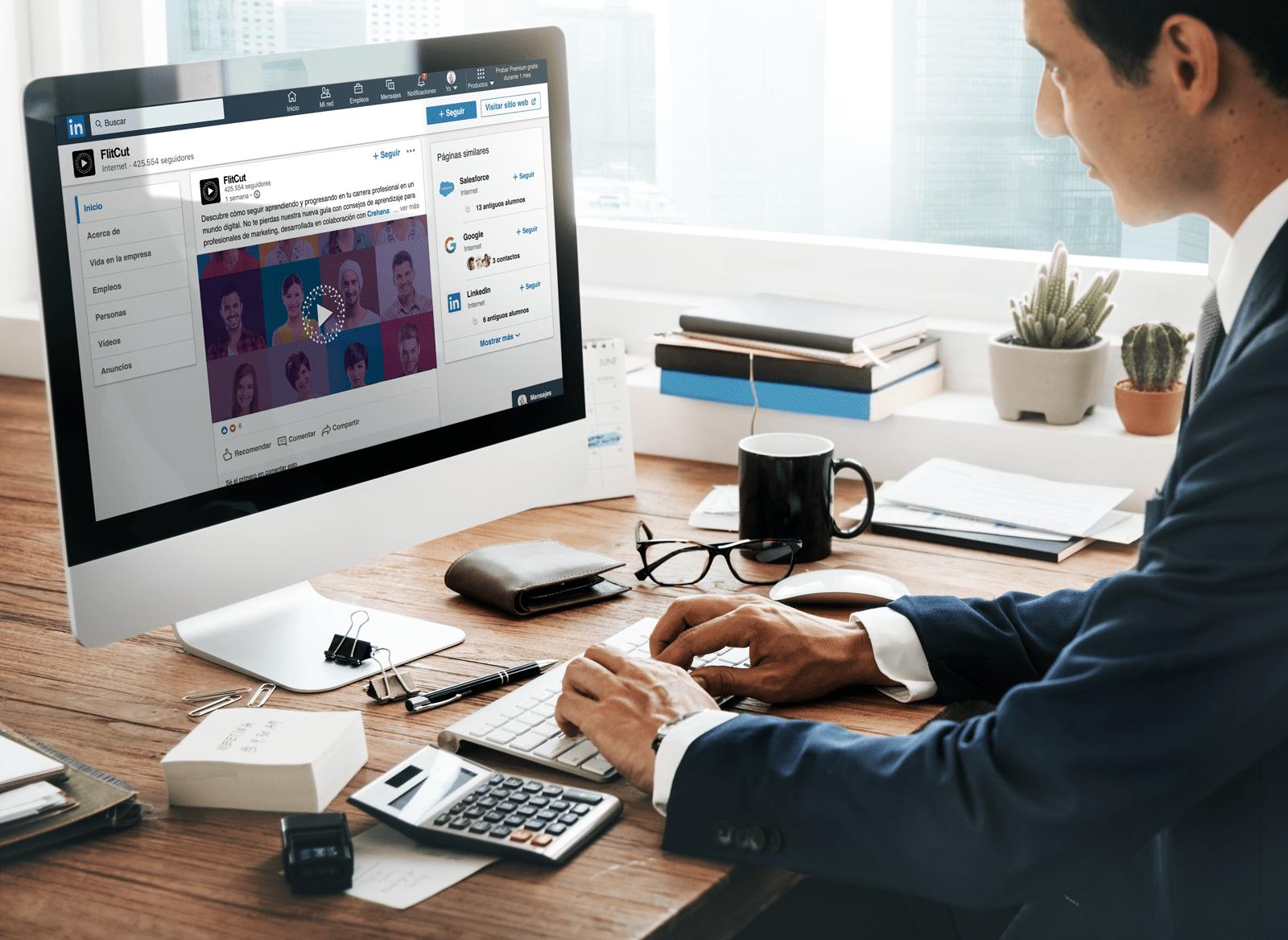 ¿Por qué usar videos en tu estrategia de LinkedIn?