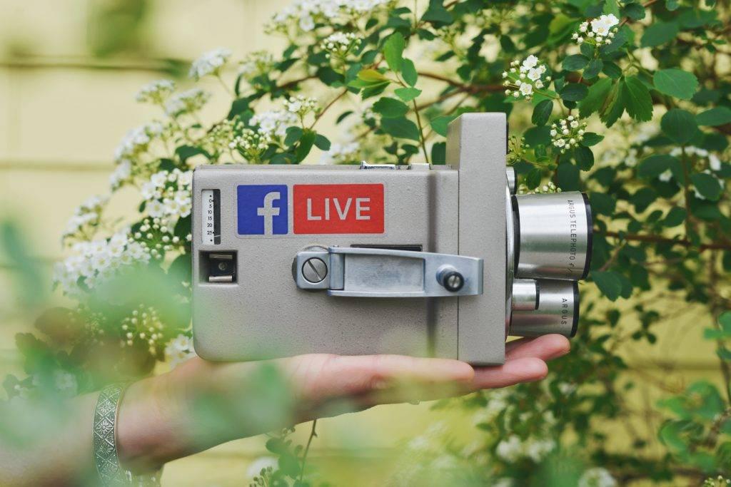 vídeo en las redes sociales
